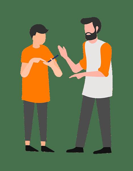 illustrationen-safety-communication-app